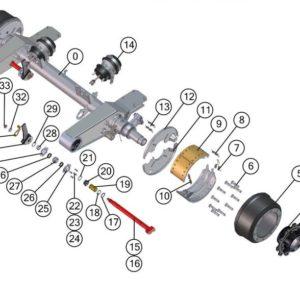 Тормозная система Тонар