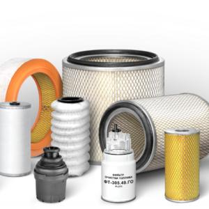 Фильтры, материалы, уплотнения, ремкомплекты, патрубки и рукава